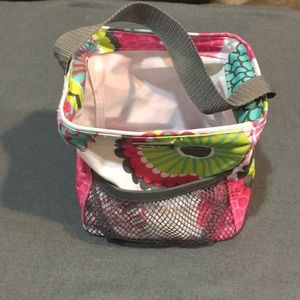 Thirty-One small caddy with strap. Like new!